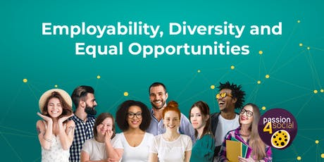 Employability, Diversity and Equal Opportunities (Limited Tickets) tickets