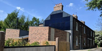 York Open Eco Homes: Eco-retrofitted Victorian house