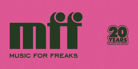 Music For Freaks tickets