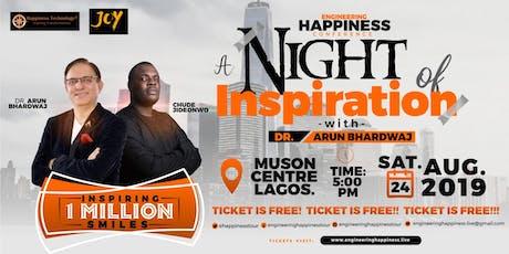 Night of Inspiration tickets