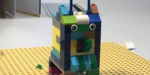 Rochdale Library Lego Club
