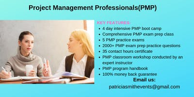 PMP Training Course in Detroit, MI
