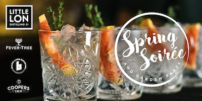 Little Lon Distilling Co. Spring Soiree and Garden Party