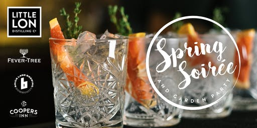 Little Lon Distilling Co. | Spring Soirée and Garden Party