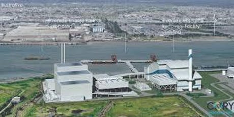 ISEP tour of Cory Riverside Energy from Waste facility tickets