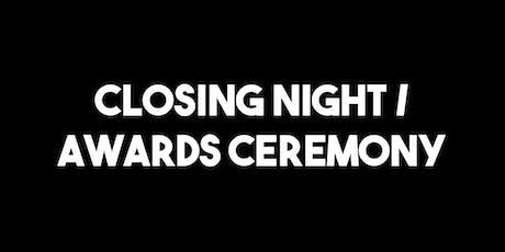 Closing Night / Awards Ceremony tickets