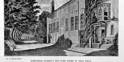 Keats in Hampstead Guided Walk