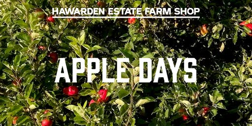 Apple Days at Hawarden Estate Farm Shop