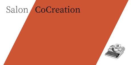 Salon/ CoCreation  tickets
