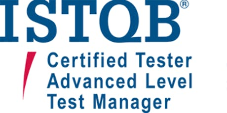 ISTQB Advanced – Test Manager 5 Days Training in Boston, MA tickets