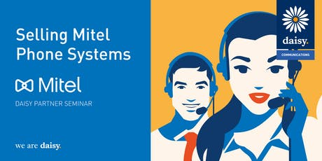 Selling Mitel Phone Systems  tickets