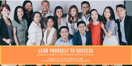 Lead Yourself to Success tickets