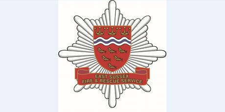 Free Fire Safety Training  (Rye Community Fire Station) - East Sussex Fire & Rescue Service tickets