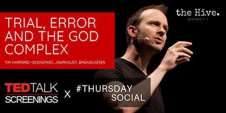TED Talk Screening x Thursday Social tickets
