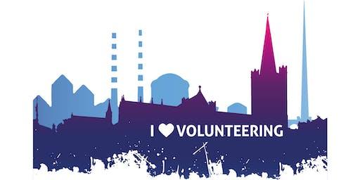 Dublin City Volunteer Recruitment Fair 2019 - Organisation Registration