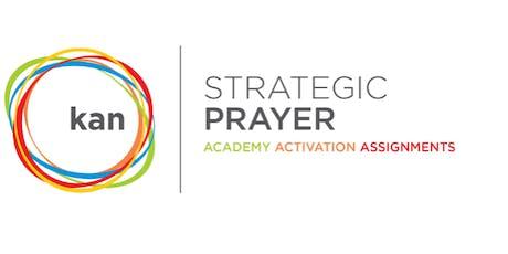 Strategic Prayer Academy (12 Week Term) tickets