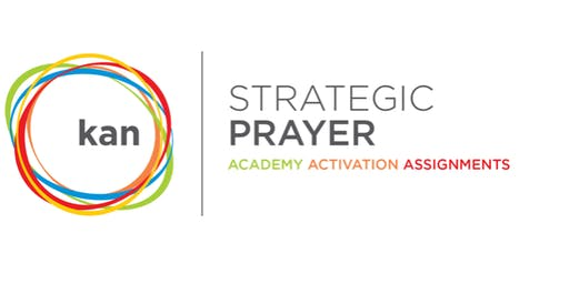 Strategic Prayer Academy (12 Week Term)