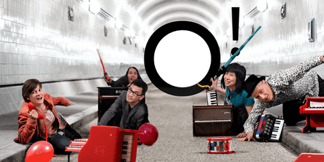15.–16.11.2019 Non-Piano/Toy Piano Weekend: Out of this World! Tickets