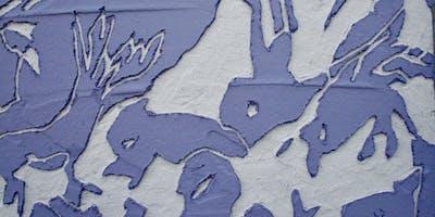 ENZO VALENTINUZ -                   GRAFFI. Omaggio al graffito su intonaco