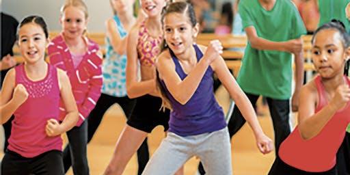 CURSUS - MODERN DANCE! - 6 lessen - 10 tm14 jaar