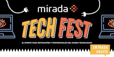 Mirada Tech Fest entradas