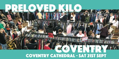 Coventry Preloved Vintage Kilo