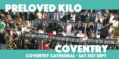 Coventry Preloved Vintage Kilo tickets