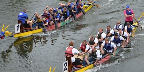 The Bath Dragon Boat Race tickets