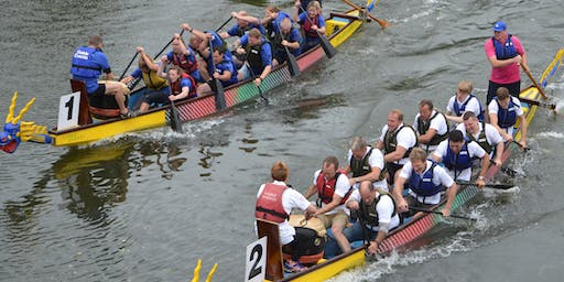 The Bath Dragon Boat Race