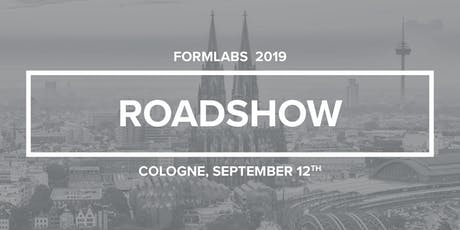Formlabs-Roadshow bei 3Dmensionals  in Köln Tickets