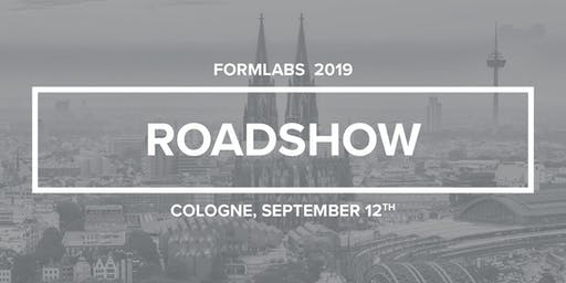 Formlabs-Roadshow bei 3Dmensionals  in Köln