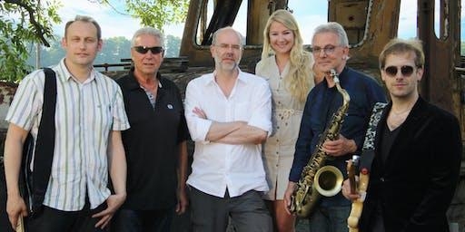 Günther Fischer Band & Laura Fischer @ Mandaujazz Festival