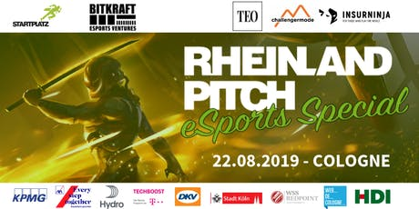 Rheinland-Pitch eSports Special Cologne Tickets