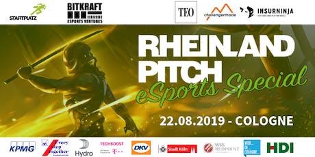 Rheinland-Pitch eSports Special Cologne tickets