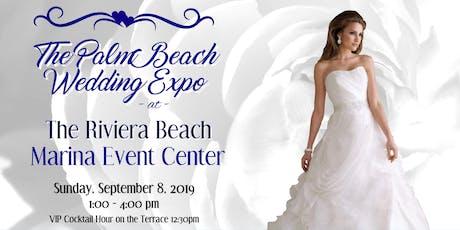 The Palm Beach Wedding Expo tickets