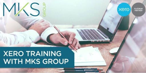 Xero Training Full Day with MKS Group - October 2019