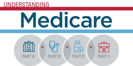 """New to Medicare Workshop""  FREE! tickets"