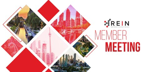 VANCOUVER REIN Member Meeting tickets
