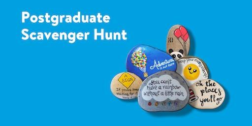 Postgraduate Scavenger Hunt