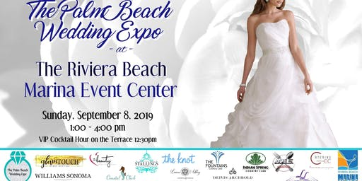 VIP Sponsorship Bride & Groom Ticket to the PB Wedding Expo