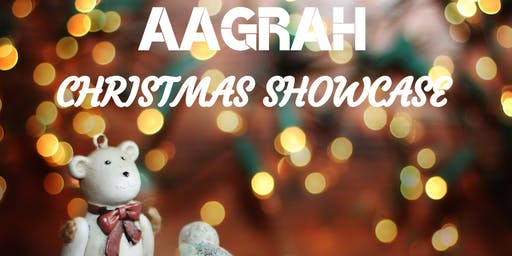 Aagrah Christmas Showcase & Networking event