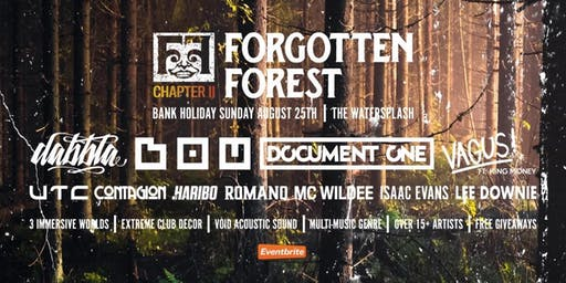 Forgotten Forest : Chapter II