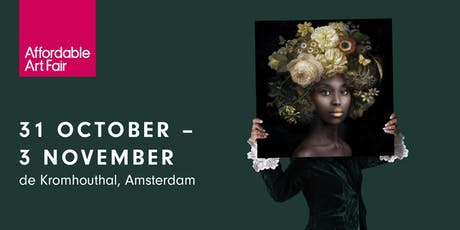 Affordable Art Fair Amsterdam 2019 tickets