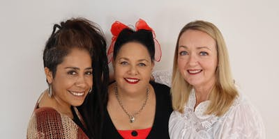 A night of mediumship with Lela, Patricia & Shari