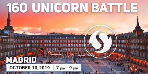 160 Unicorn Battle, Madrid