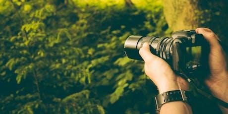 Taller de Iniciación a la fotografía de Naturaleza entradas