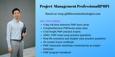 PMP Training Course in Portland, OR