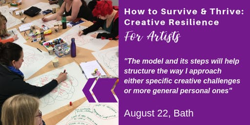 Creative Resilience for Artists [How to Survive and Thrive]