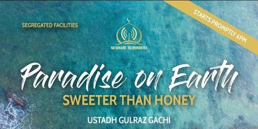 Paradise On Earth - Sweeter Than Honey