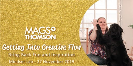 Getting Into Creative Flow tickets